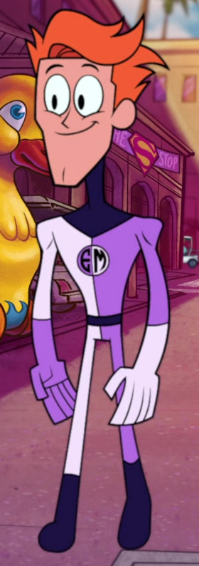 Elongated Man (Teen Titans GO! To the Movies)