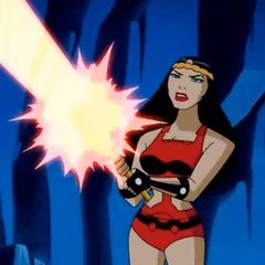Barda's super weapon in action.