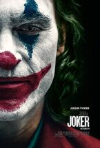 Joker theatrical poster 2