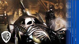 Batman Reinventing a Hero and Batman Unbound Warner Bros. Entertainment