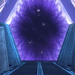 Phantom Zone DC on line Fortress of Solitude