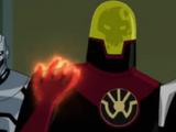 Mano (DC Animated Universe)