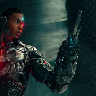 Cyborg's automatic cybernetic modification