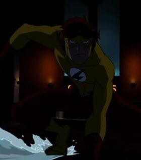 YJID Kid Flash