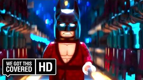 "The LEGO Batman Movie ""Number One"" TV Spot HD Zach Galifianakis, Will Arnett"