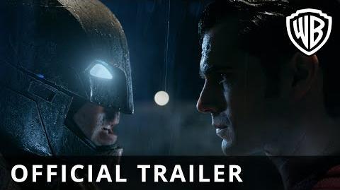 Batman v Superman Dawn Of Justice - Comic-Con Trailer - Official Warner Bros