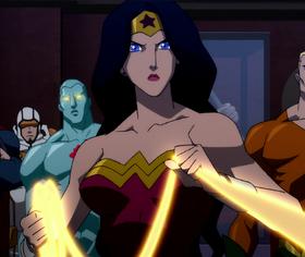 Wonder Woman JLTFPP