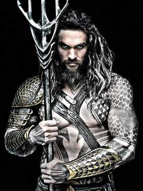 BvS Aquaman textless