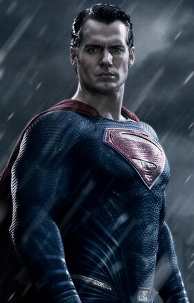 Superman BvS-1