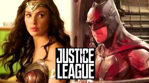 JUSTICE LEAGUE - Behind the Scenes Footage (2017) Ben Affleck, Gal Gadot DC Movie HD