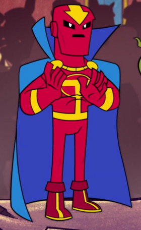 Red Tornado (Teen Titans GO! To the Movies)