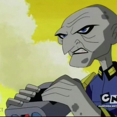 General Immortus while fighting Doom Patrol.