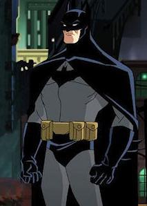 Batman Under The Red Hood Bruce Wayne