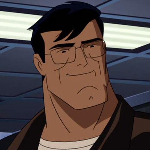 Clark Kent.