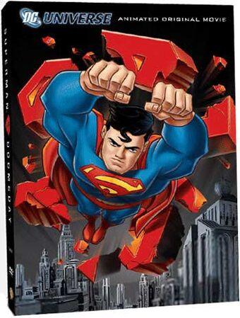 Superman Doomsday Home Video Dc Movies Wiki Fandom