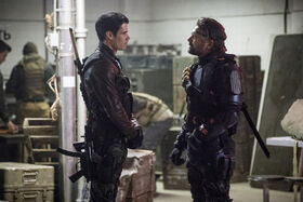 Arrow Deathstroke Returns