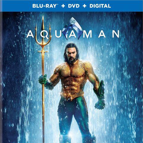Aquaman Blu Ray