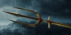 Trident of Neptune in Aquaman 2018