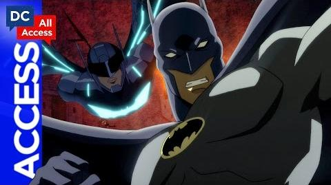 Batman Bad Blood Official Trailer + Frank Miller @ NYCC