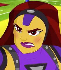 Mongal DC Super Hero Girls