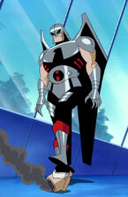 Warhawk (Batman Beyond)