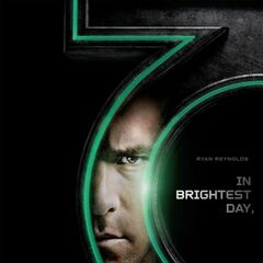 Poster of Hal Jordan