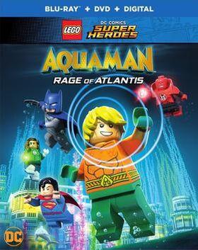 LEGO DCCSH Aquaman