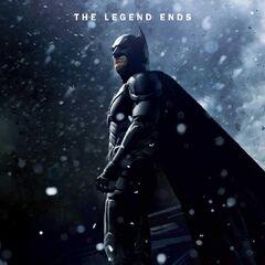 International Batman Poster.