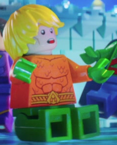 Arthur Curry The Lego Movie Dc Movies Wiki Fandom