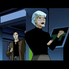 Barbara refuses to explain the Joker's return to Terry.