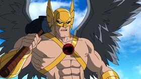 Hawkman (Superman Batman Public Enemies)