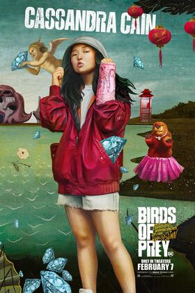 Birds of Prey Character Posters 05