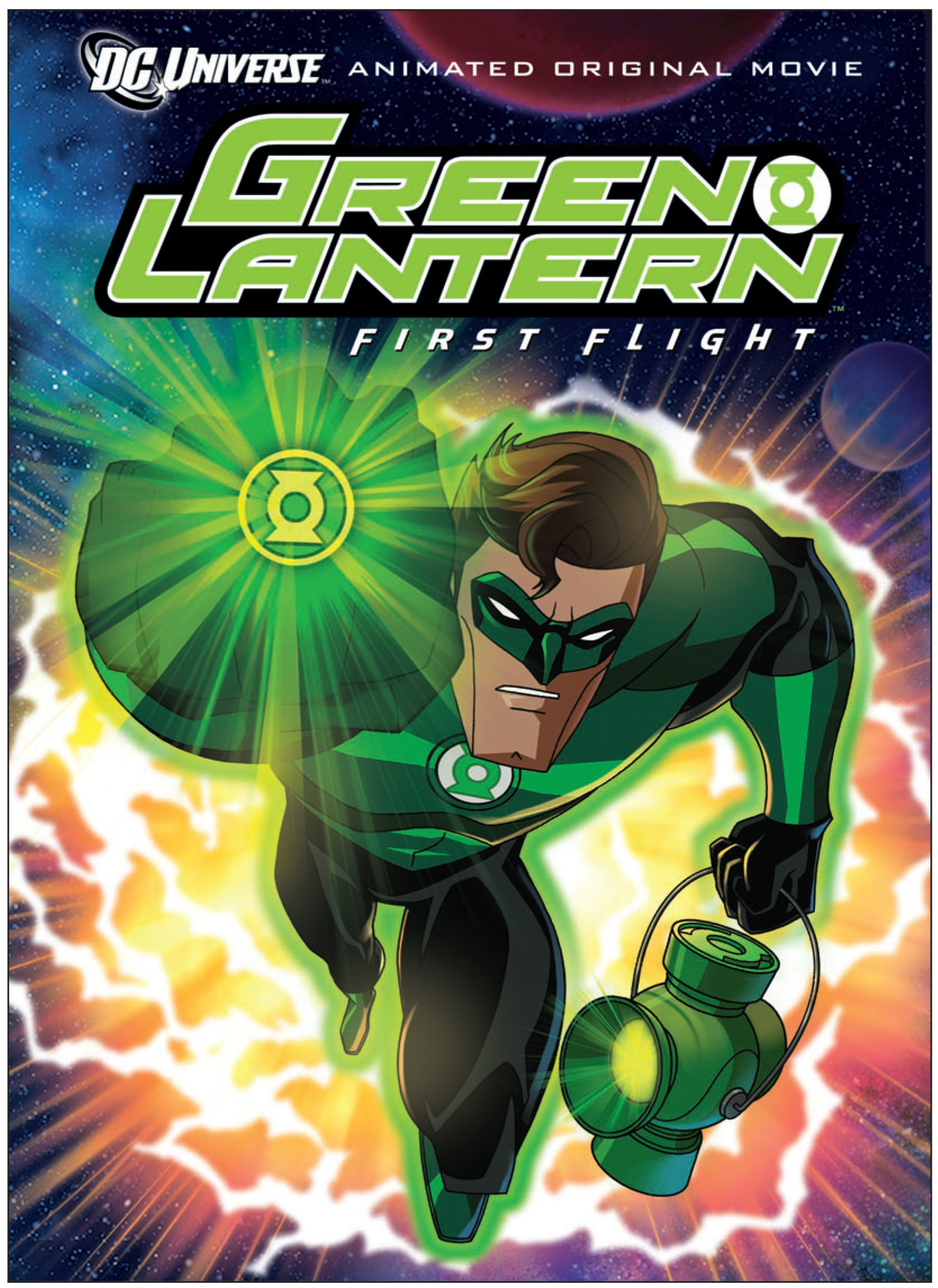 green lantern: first flight | dc movies wiki | fandom poweredwikia