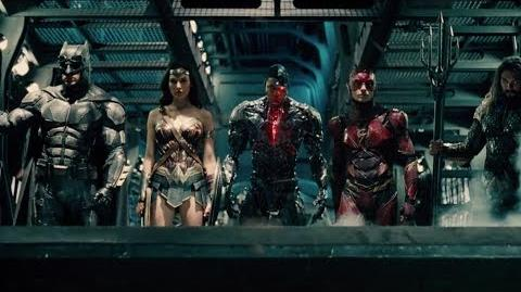 Justice League - Moments