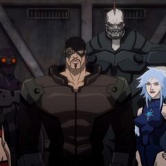 Task Force X aka the Suicide Squad.