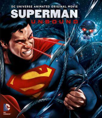 Superman Unbound Dc Movies Wiki Fandom