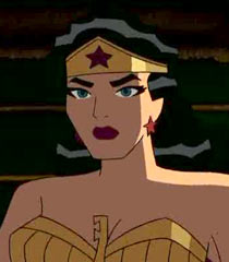 Wonder Woman JLTNF