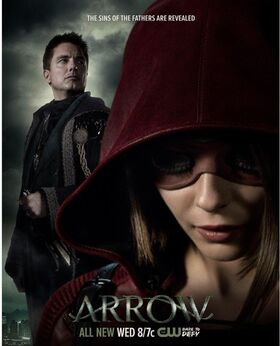 Arrow Sins of the Father