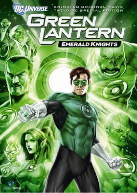 Green Lantern Emerald Knights