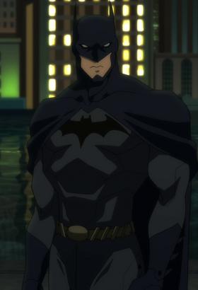 Batman SOB