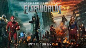 Elseworlds banner