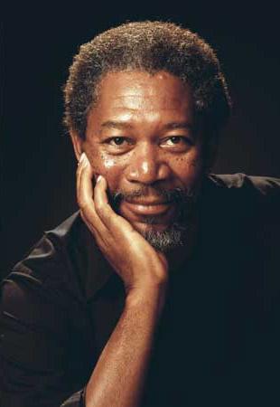 Versatile American actor Morgan Freeman