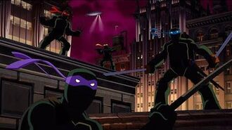 "Batman vs. Teenage Mutant Ninja Turtles - clip - ""Suit Up"""