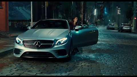 "Justice League x Mercedes-Benz Commercial – ""Hard to Resist"""