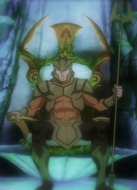 The King of Atlantis JLTOA