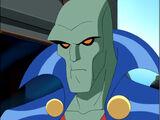 J'onn J'onzz (DC Animated Universe)
