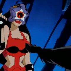 Barda destroys the Kryptonite.