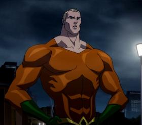 Aquaman JLFPP