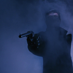 Napier in <i>Batman Forever</i>