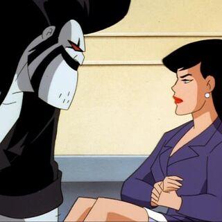 Lois meets Lobo.